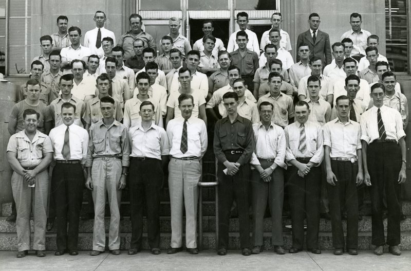 AF952-WWII_Macon County Draftees, WWII, 8-30-1943A.jpg