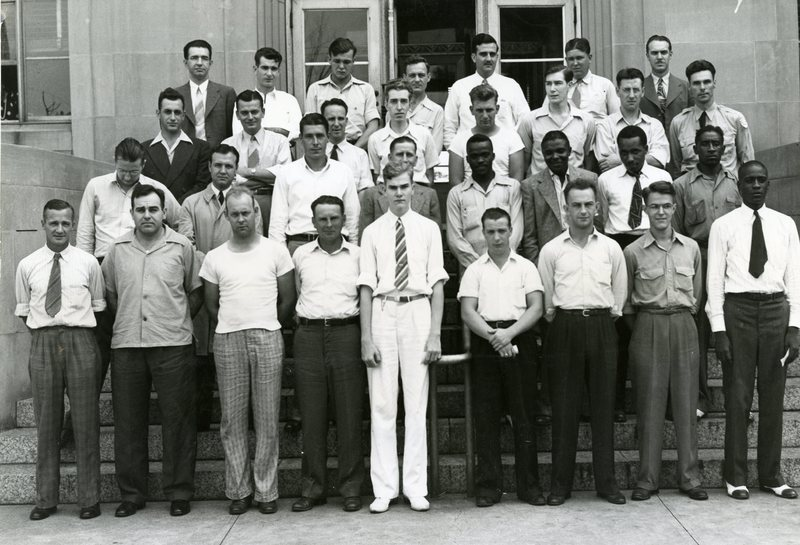 AF948-WWII_Macon County Draftees, WWII, 8-4-1943A.jpg