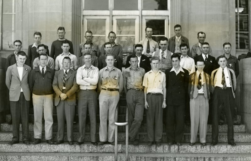 AF931-WWII_Macon County Draftees, WWII, 6-1-1943A.jpg
