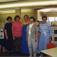 LB509Children's Dept Staff c2000.jpg