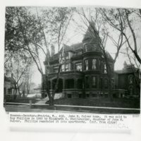 Photographs of the Culver House