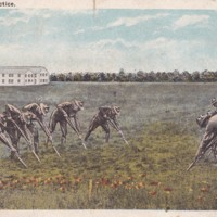 HH60-Postcard from Henry and William to William - lst anti aircraft battery - For Hunt VA - July 29, 1918_0001.jpg