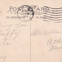 HH67-Postcard from Henry to William Hibbs - Happy Easter - April 1924 - side 2_0001.jpg