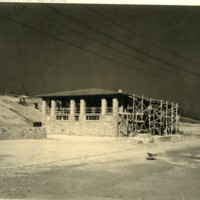 Photograph of the Lake Decatur Bathhouse