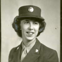 Photo of Clara Adona in uniform