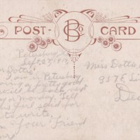 HH57-Post card to Dotie from Henry Hibbs - Decatur IL - September 27 1917 - side 2_0001.jpg